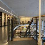Eine Bibliothek für Philosophie und Theologie - Zwischengeschoss